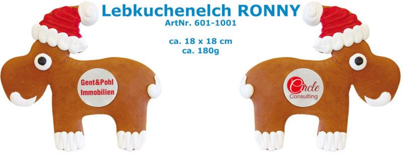 Lebkuchenelch RONNY